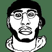 Autoretrato. Um projeto de Ilustração digital de sumic - 14.11.2020