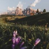 Fotografía en Dolomitas (Italia). Um projeto de Fotografia e Fotografia em exteriores de Alvaro Valiente - 17.10.2020