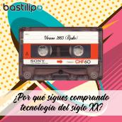 Campaña Tecnología Bastilipo. Un proyecto de Diseño gráfico y Diseño para Redes Sociales de ENRIQUE LOBATO GIL - 18.11.2020