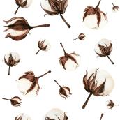 Mi Proyecto del curso: Acuarela botánica para estampados. A Musterdesign, Aquarellmalerei und Botanische Illustration project by Trini hoolala - 18.11.2020