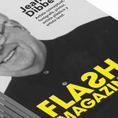 Flash Magazine. Um projeto de Design editorial e Design gráfico de Aitor Esteve Francés - 18.04.2018