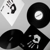 Vinilo edición especial de Hard GZ y Lil GZ. Um projeto de Design gráfico, Packaging e Lettering de Aitor Esteve Francés - 14.03.2020