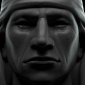 ZBrush Study. Un progetto di Modellazione 3D di Carlos Sifuentes Haro - 20.11.2016