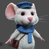 Raton Perez. Un progetto di 3D , e Animazione 2D di Carlos Sifuentes Haro - 20.11.2020