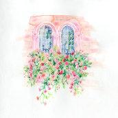 My project in Illustration Techniques to Unlock your Creativity course. Un proyecto de Ilustración de Lucy Johnson - 23.11.2020