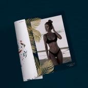 La Baule Swimwear. Un projet de Direction artistique, Br, ing et identité, Design graphique , et Créativité de Gabriel Sena Martins - 27.11.2020