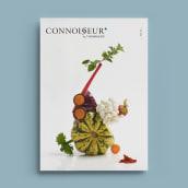Connoisseur by Thermador magazine. Un proyecto de Fotografía, Dirección de arte, Diseño editorial, Diseño gráfico, Diseño de logotipos y Diseño tipográfico de Diego Pinilla Amaya - 27.06.2015