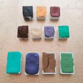 Mi Proyecto del curso: Elaboración de acuarelas artesanales. A Watercolor Painting project by jael Ap - 11.26.2020