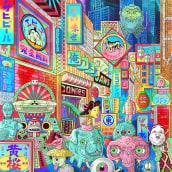 Japón. Un proyecto de Ilustración de Eduardo Bertone - 01.12.2020
