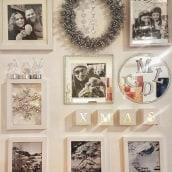 Blanca Navidad. Un projet de Décoration d'intérieur de Claudia Peisert - 02.12.2020