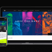 Dunlop Sports: Love the Game. A Cop, and writing project by Paul Anglin - 12.03.2020