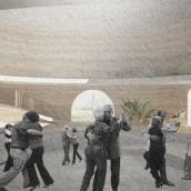 Mi Proyecto del curso: Representación gráfica de proyectos arquitectónicos. Un progetto di Architettura di Cecilia Cruz - 03.12.2020