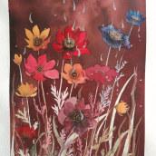 Mi Proyecto del curso: Creación de paletas de color con acuarela. A 2D Animation, and Watercolor Painting project by jael Ap - 12.03.2020
