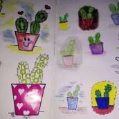 Mi Proyecto del curso: Técnicas de ilustración para desbloquear tu creatividad. Un proyecto de Ilustración y Dibujo de Nelly Talayer - 04.12.2020