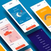 Toodi App. Um projeto de Design de apps  de Pablo Alaejos - 06.05.2019