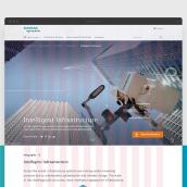 Siemens Global Website. Um projeto de Design digital de Pablo Alaejos - 06.12.2015