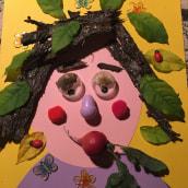 Meu projeto do curso: Criatividade cara a cara: a minha e a do nosso professor. A Collage project by emiliapvgrilo - 12.06.2020