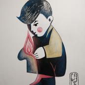 Mi Proyecto del curso: Introducción a la ilustración con tinta china. Un proyecto de Ilustración con tinta de ENRIQUE PARRA - 11.12.2020