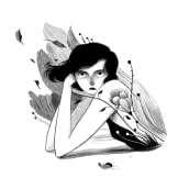 Proyecto final - Técnicas de dibujo tradicional con Procreate. A Illustration, Drawing, and Digital Drawing project by Laura Pérez - 12.12.2020