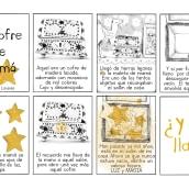 El cofre de mamá. Un projet de Illustration, Illustration numérique et Illustration jeunesse de Maria Paniagua - 13.12.2020