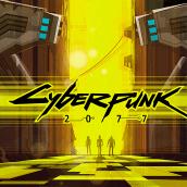 CYBERPUNK 2077. ALTERNATIVE POSTER. Un proyecto de Diseño de carteles e Ilustración digital de Sergio Picazo Ferro - 15.12.2020