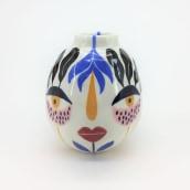 Colección EDEN . Um projeto de Design, Ilustração e Cerâmica de Pepa Espinoza - 16.12.2020