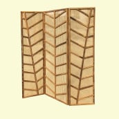 Biombo Musa Paradisiaca. A Furniture Design, Industrial Design, Interior Design, and Woodworking project by Estudio Caribe - 05.22.2019