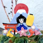 Mi Proyecto del curso: Técnicas de ilustración y modelado en cerámica. Um projeto de Cerâmica de Aida Sofía Barba Flores - 14.12.2020