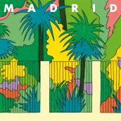 MADRID. Un proyecto de Ilustración, Pintura y Diseño de carteles de KIKE IBÁÑEZ - 22.12.2020