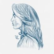 Mi Proyecto del curso: Técnicas de grabado digital. Un proyecto de Diseño, Ilustración, Diseño gráfico, Ilustración vectorial e Ilustración digital de Viviana Roberti - 01.01.2021