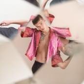 Tajen Ross por Jose Toscano & Pamela Berlanga. Un projet de Mode, St, lisme, Photographie de mode , et Teinture textile de Peter Wasp - 01.01.2021