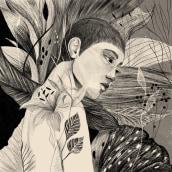 Mi Proyecto del curso: Técnicas de dibujo tradicional con Procreate. Um projeto de Ilustração digital de Ainhoa Aramburu Urruzola - 04.01.2021
