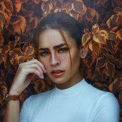 Mi Proyecto del curso: Retoque creativo para retrato fotográfico. A Photograph, Photo retouching, Portrait photograph, Fine-art photograph, and Photographic Composition project by Guillermo Trujillo - 01.04.2021