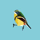 Siete colores. Un proyecto de Ilustración de Camila Maturana García - 05.11.2020