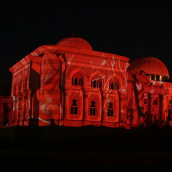 SHARJAH LIGHT FESTIVAL 2019. A 3D, Animation, Filmmaking, and Post-production project by Joan Molins - 02.10.2019