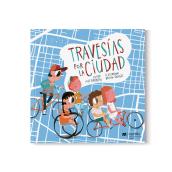 Travesías en la ciudad / Castillo. A Illustration, Digitale Illustration und Kinderillustration project by Bruno Valasse - 01.10.2017