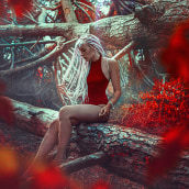 Autoretrato, aplicando las tecnicas del curso!. A Photograph, Art Direction, Photo retouching, and Self-Portrait Photograph project by Mikeila Borgia - 01.01.2021