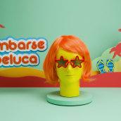 BARCELO BY THE FACE CAMPAIGN SPOT. Um projeto de Direção de arte e Realização audiovisual de noelia lozano cardanha - 14.01.2021