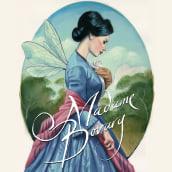 Madame Bovary - Gustave Flaubert (Illustrado). Um projeto de Ilustração e Ilustração editorial de Fernando Vicente - 15.01.2021