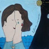 Calma, respira. Un progetto di Illustrazione di Ana Beatriz Machado de França - 16.01.2021