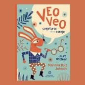 Veo veo - texto de Laura Wittner - Editorial Tres en Línea. A Illustration, Children's Illustration, and Editorial Illustration project by Mariana Ruiz Johnson - 01.18.2021