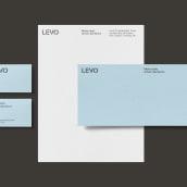 Levo Analytics. Un progetto di Br, ing e identità di marca, Progettazione editoriale , e Animazione 2D di Plácida - 19.01.2021