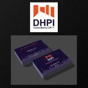 DPHI Consultancy UK Ltd. Um projeto de Design de logotipo e Design gráfico de Pier Alessi - 21.01.2021