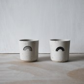 Pride Cups. A Ceramics project by Lilly Maetzig - 06.01.2020