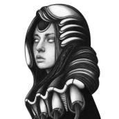 Fear is the mind killer. A Illustration project by Joaquín Rodríguez - 01.25.2021