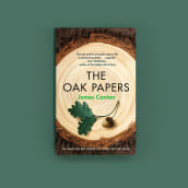 The Oak Papers . A Editorial Design, Paper Craft, and Editorial Illustration project by Diana Beltran Herrera - 01.26.2021
