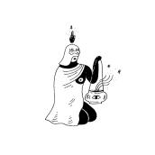 Ilustraciones para Humos.cl. A Pencil drawing project by Sol Díaz Castillo - 01.27.2021