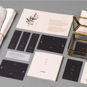 Limo. Un proyecto de Diseño, Ilustración, Br, ing e Identidad, Diseño gráfico e Ilustración con tinta de Dmentes Estudio Creativo - 27.01.2021