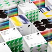 Derprosa. The laminating films brand. Un progetto di Br, ing e identità di marca , e Packaging di Plácida - 28.01.2021
