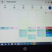 Mi Proyecto del curso:  Técnicas de gestión del tiempo para creadores y creativos. Un proyecto de Gestión del diseño y Creatividad de Hadessa Peraj - 29.01.2021